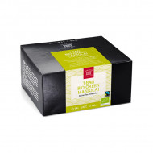 Demmers T-Bag Green Manjolai Fairtrade