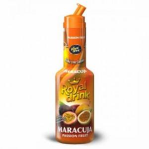 Royal Drink - Piure din pulpa de fructul pasiunii 0.75cl