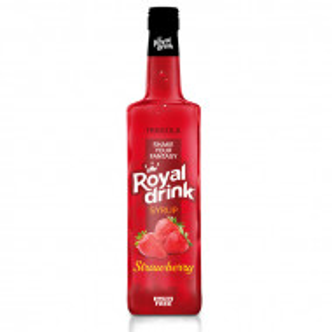 Royal Drink Sirop de Capsuni