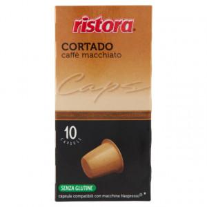 Capsule Ristora Cortado, compatibile Nespresso