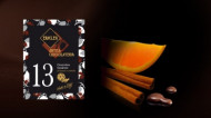 Eraclea Ciocolata calda neagra cu portocale si scortisoara