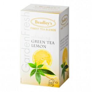 Garden Fresh Green Lemon Tea