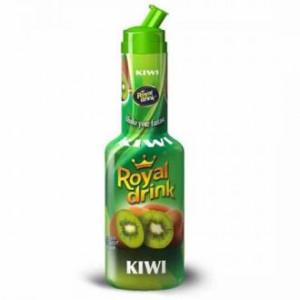 Royal Drink - Piure din pulpa de Kiwi 0.75cl