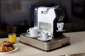 Lavazza suport plastic pentru espresoare Office