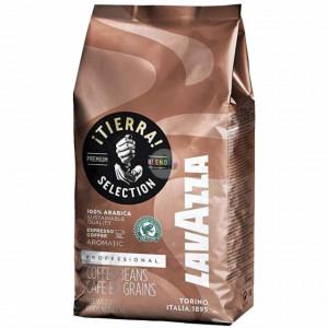 Lavazza Tierra Cafea boabe , 1 kg