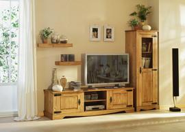 Poze 1557 Comoda TV 180cm lemn masiv