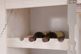 Poze 3510 Vinoteca lemn masiv Henke