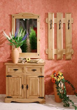 Poze 1498 Cuier 3 lire Mobila Henke lemn masiv