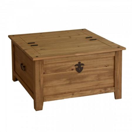 Poze 9909 Cufar dublu lemn masiv Mobila Henke