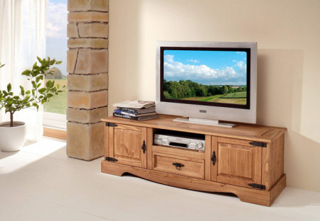 Poze 1525 Comoda TV lemn masiv Mobila Henke
