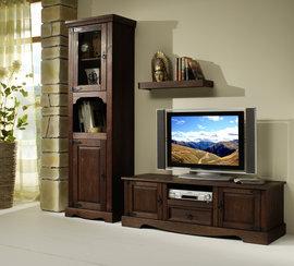 Poze 2525 Comoda TV lemn masiv Mobila Henke