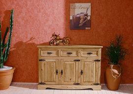 Poze 1493 Comoda 3u3s lemn masiv Mobila Henke