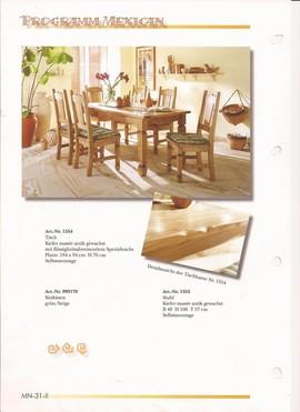 Poze 1554 Masa 180x90 lemn masiv