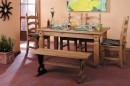 1514 Bancuta lemn masiv
