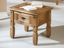 1532 Masuta de servit 1 sertar lemn masiv