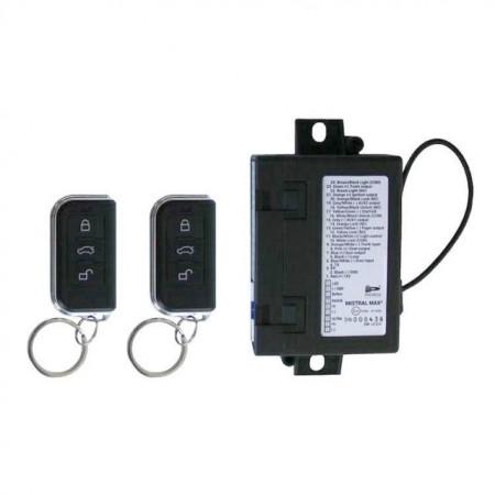 Alarma auto cu telecomenzi Keetec Mistral Max 2