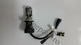 Becuri H4 Bi-Xenon 6000K//8000K
