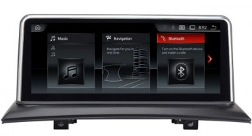 Navigatie auto dedicata BMW X3 E83