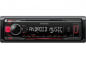 Player auto cu Usb si Aux-In Kenwood KMM-103RY
