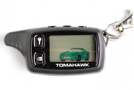 Telecomanda Pager Alarma Auto Tomahawk TW9010