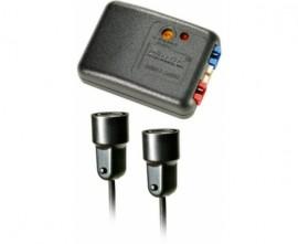 Senzor Ultrasonic-Detecteaza miscarea aerului din vehicul.