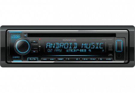 RADIO CD/USB KENWOOD KDC-172Y MULTICOLOR