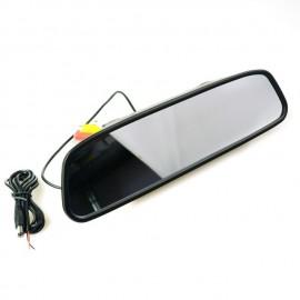 Monitor in oglinda retrovizoare 4.3 inch