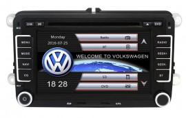 Navigatie auto dedicata VW, Seat, Skoda