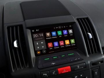 Navigatie auto dedicata Land Rover Freelander 2