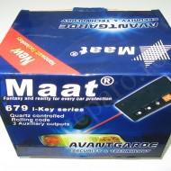 Alarma auto cu telecomenzi Keyless Go Maat 679 iKey