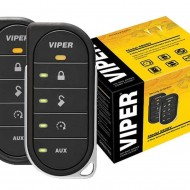 Alarma auto cu pornire motor din telecomanda Viper 5806V