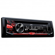 Radio CD auto JVC KD-R771BT, 4x50W, Bluetooth, USB