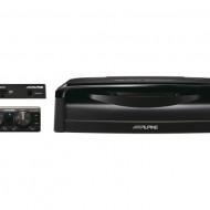Subwoofer Amplificat ALPINE SWE-1200 DE 20CM (8″), 150W
