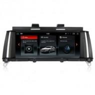 Navigatie auto dedicata BMW X3 F25