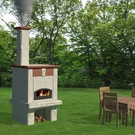 Barbecue AVIGNON MODULO 3 - CUPTOR PIZZA