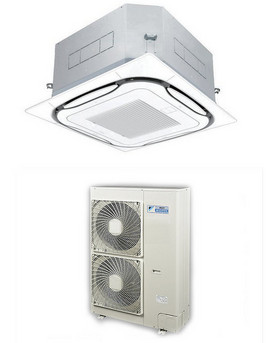 SISTEM DAIKIN SEASONAL SMART FCQG140F/RZQG140LY1_48000[BTU/h]