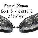 Far Stanga/Dreapta Bi-Xenon D2S-H7 - Golf 5 / Jetta 3 - TYC