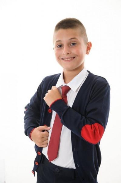 Jerseu baieti Six for Kids Scoala 4