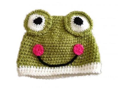 Caciula bebelusi Frogger