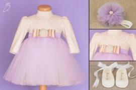 Poze Set botez Dream in Purple