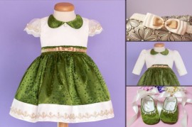 Poze Set botez Summer Green