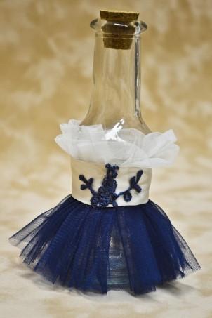 Trusou botez Blue Kitty- sticluta mir