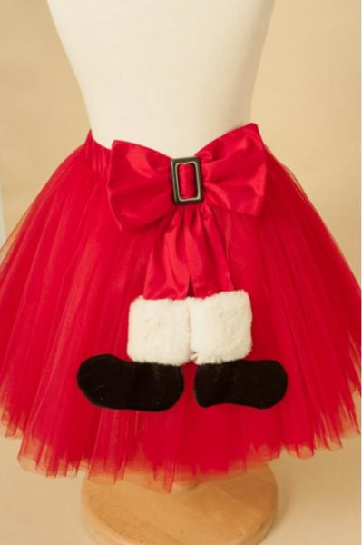 Tutu de sarbatori Red Santa