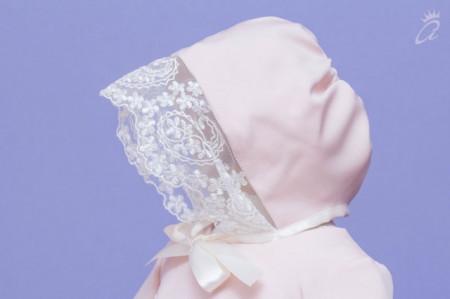 Bonetica botez Rosy Blush