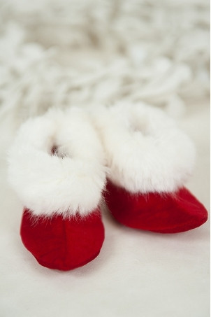 Botosei cu blanita Santa's Little Helper