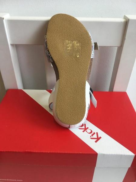 Sandale fete piele Bomboms Kickers