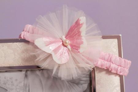 Bentita Pink Butterfly