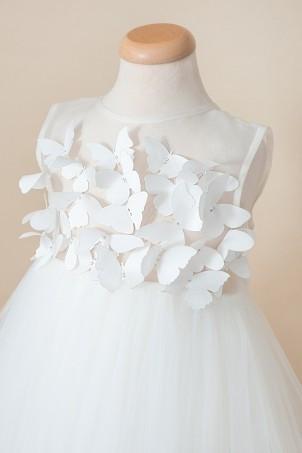 Rochita botez Butterfly Wings