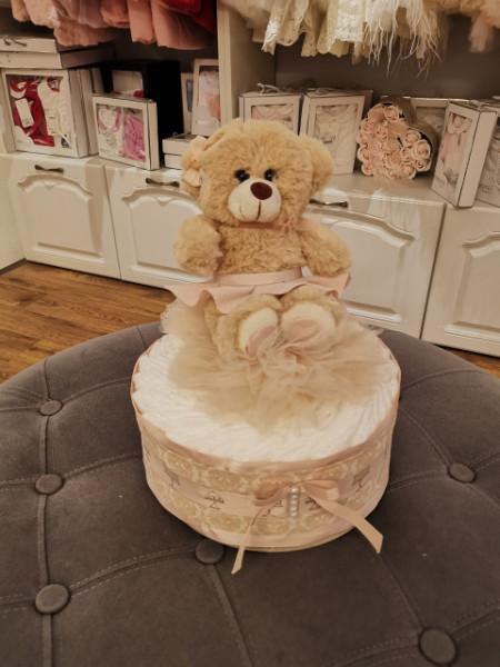 Tort Scutece Teddy A26