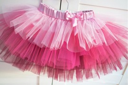 Fustita Pink Tutu F